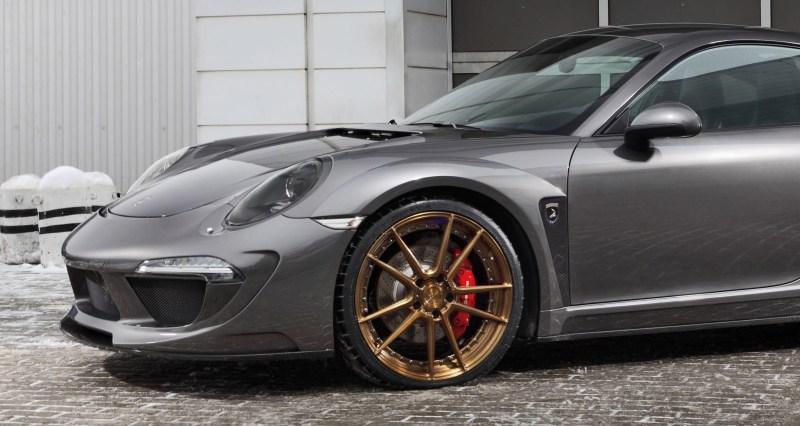 2016 Porsche 911 C4S by TopCar 5