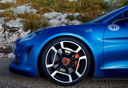 2016 Renault ALPINE Vision Concept 19