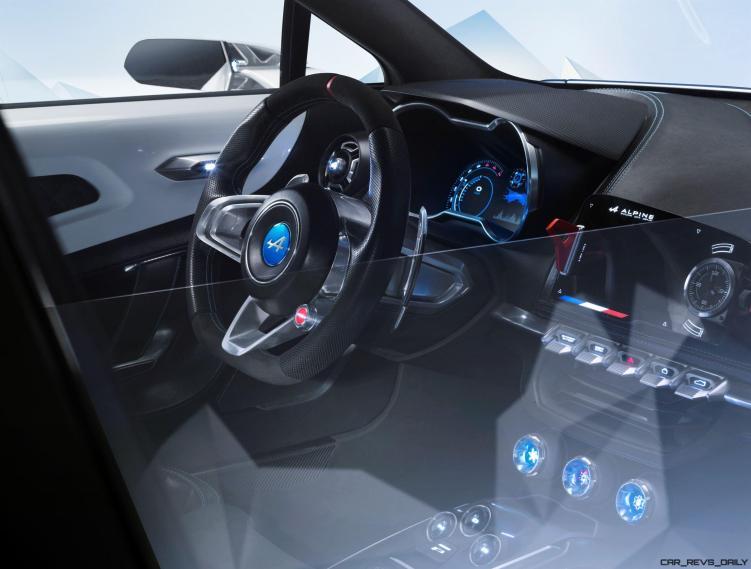 2016 Renault ALPINE Vision Concept 42