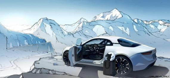 2016 Renault ALPINE Vision Concept 9