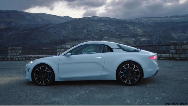 2016 Renault ALPINE Vision Concept - Video Stills 38