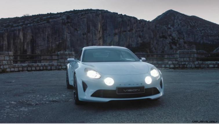 2016 Renault ALPINE Vision Concept - Video Stills 54