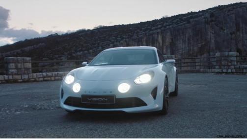 2016 Renault ALPINE Vision Concept - Video Stills 60