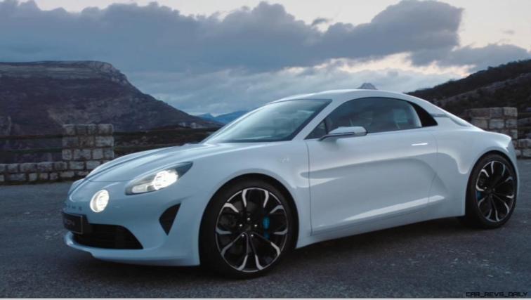 2016 Renault ALPINE Vision Concept - Video Stills 66