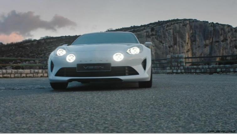 2016 Renault ALPINE Vision Concept - Video Stills 74