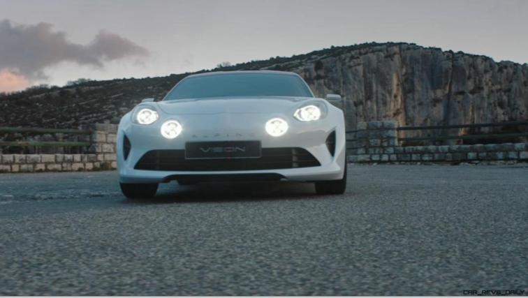 2016 Renault ALPINE Vision Concept - Video Stills 75
