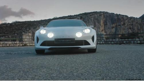 2016 Renault ALPINE Vision Concept - Video Stills 76
