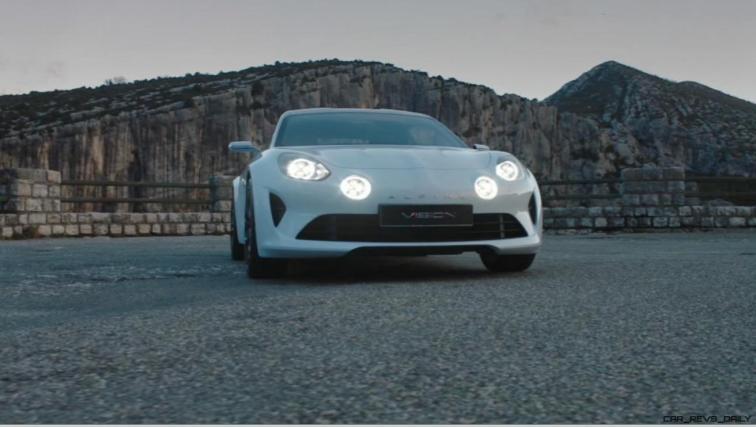 2016 Renault ALPINE Vision Concept - Video Stills 81