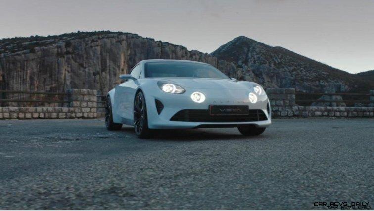 2016 Renault ALPINE Vision Concept - Video Stills 83