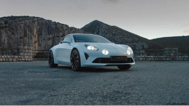 2016 Renault ALPINE Vision Concept - Video Stills 84