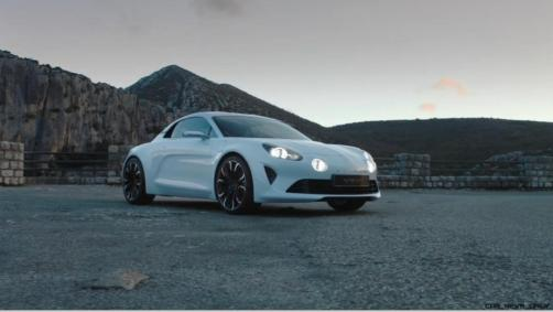 2016 Renault ALPINE Vision Concept - Video Stills 93