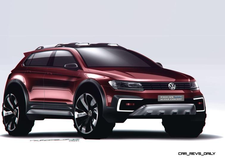 2016 Volkswagen Tiguan GTE Active Concept 10