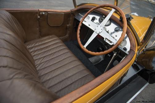 1925 Bugatti Type 30 Tourer 4