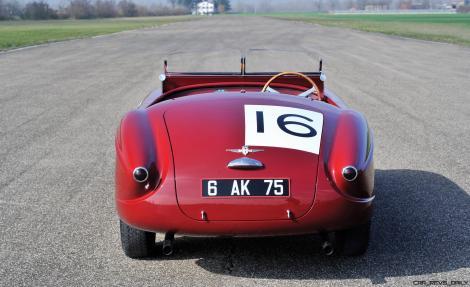 1951 Ferrari 340 America Barchetta by Touring (RHD) 13