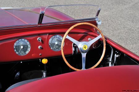 1951 Ferrari 340 America Barchetta by Touring (RHD) 14