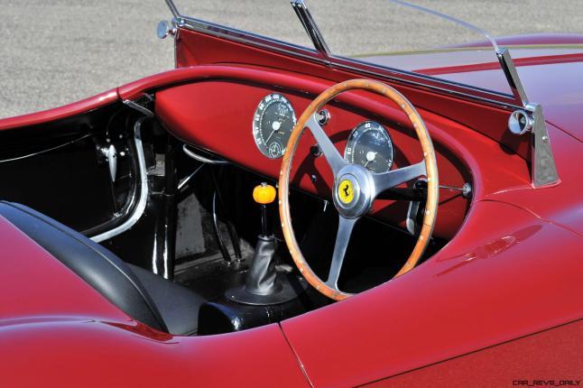 1951 Ferrari 340 America Barchetta by Touring (RHD) 4