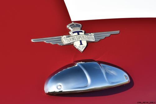 1951 Ferrari 340 America Barchetta by Touring (RHD) 7