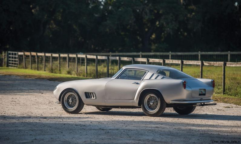 1957 Ferrari 250 GT LWB Berlinetta Tour de France 2