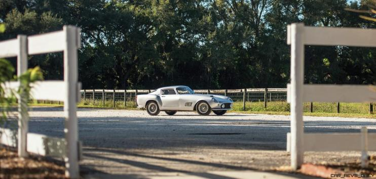 1957 Ferrari 250 GT LWB Berlinetta Tour de France 44
