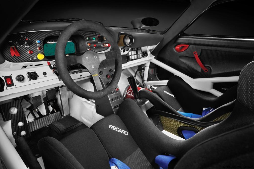 1997 Porsche 911 GT1 Evolution 4