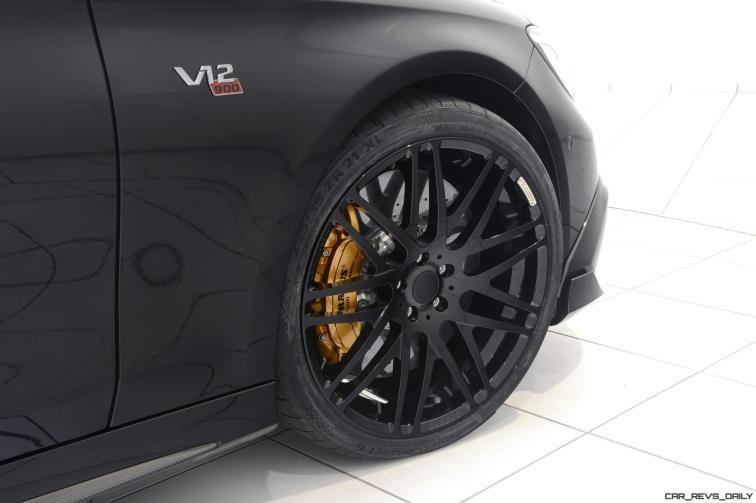 2016 BRABUS ROCKET 900 Coupe 14