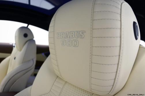2016 BRABUS ROCKET 900 Coupe 27