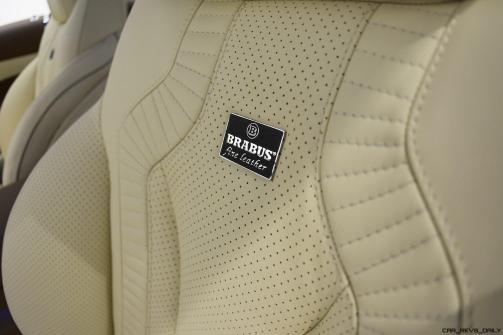 2016 BRABUS ROCKET 900 Coupe 28