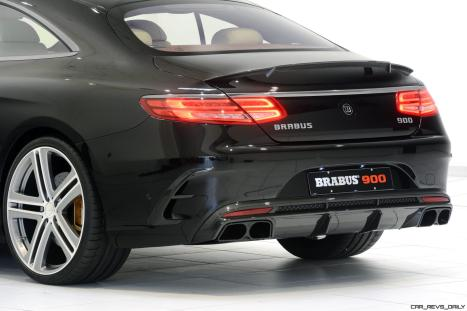 2016 BRABUS ROCKET 900 Coupe 7