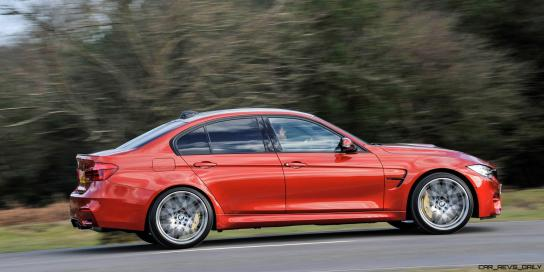 2017 BMW M3 Competition Pack 17