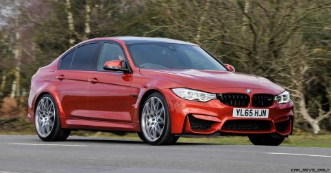 2017 BMW M3 Competition Pack 20