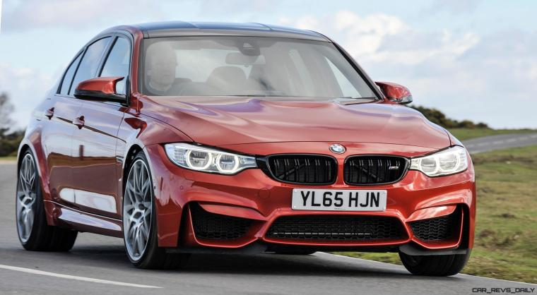 2017 BMW M3 Competition Pack 21