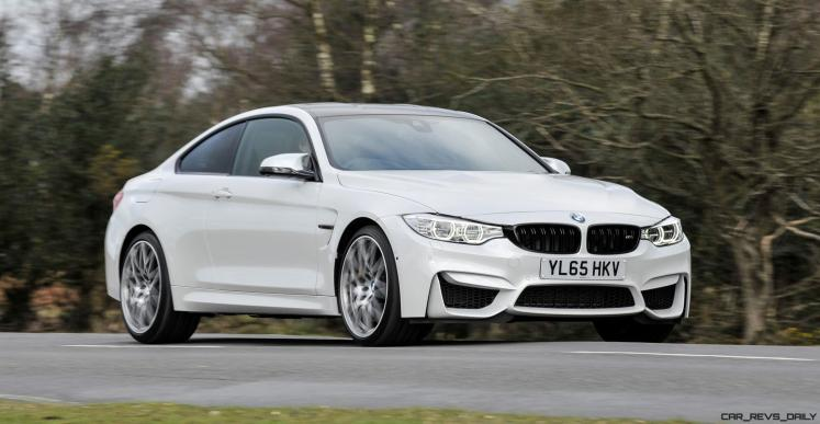 2017 BMW M4 Competition Pack 12