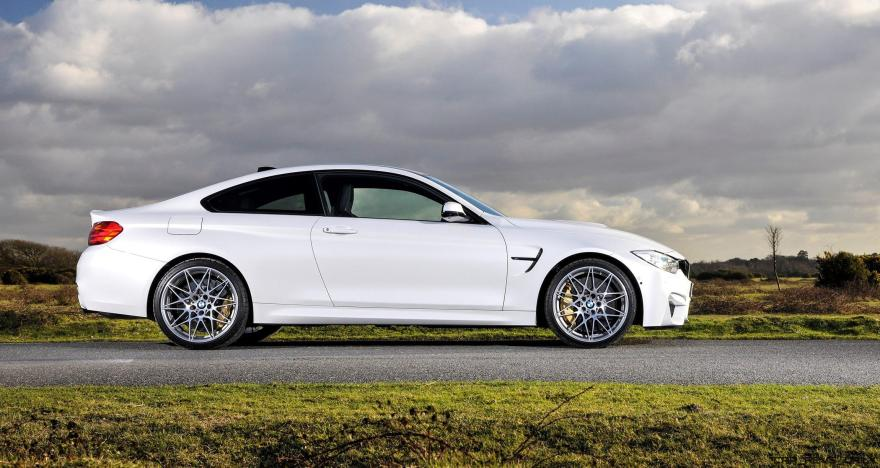 2017 BMW M4 Competition Pack 9