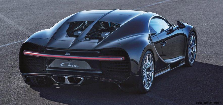2017 Bugatti CHIRON Black Dynamic 9