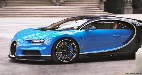 2017 Bugatti CHIRON Grand Palais 10 copy