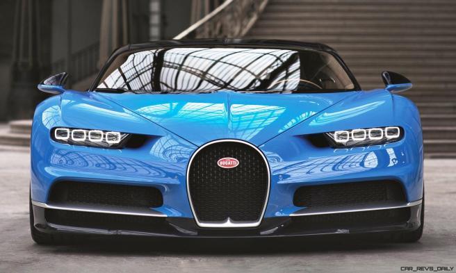 2017 Bugatti CHIRON Grand Palais 10