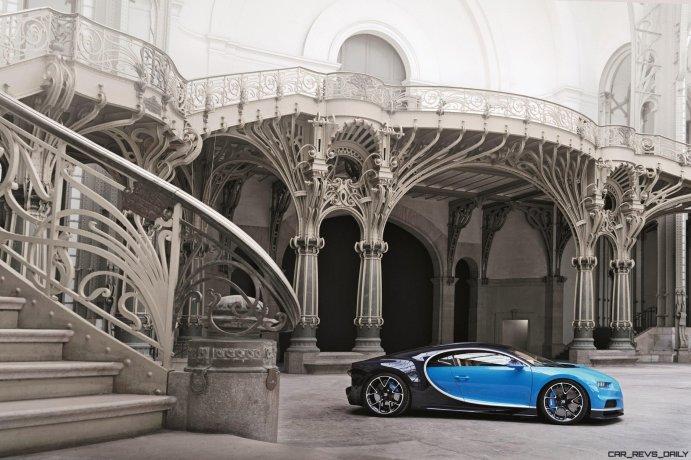 2017 Bugatti CHIRON Grand Palais 5