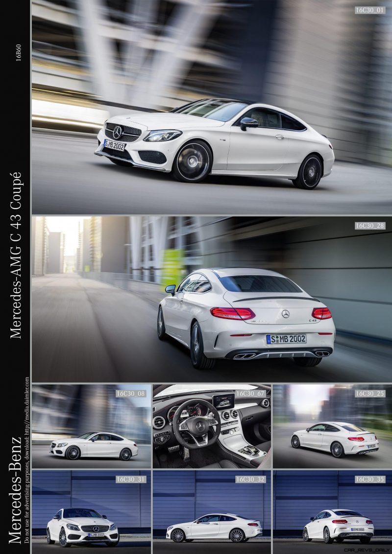 2017 Mercedes-AMG C43 Coupe 1