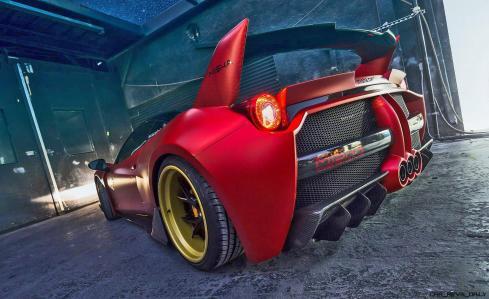 Ferrari 458 Widebody by MISHA Designs 8