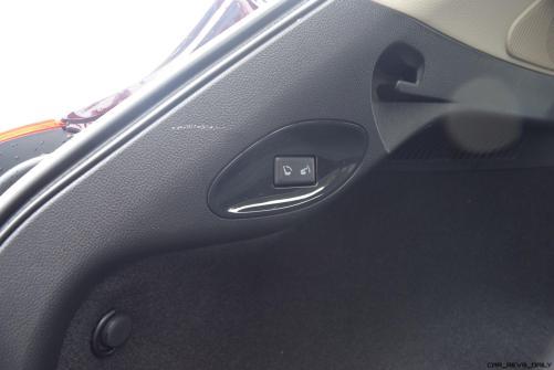 Road Test Review - 2016 Infiniti QX50 - Interior Photos 8