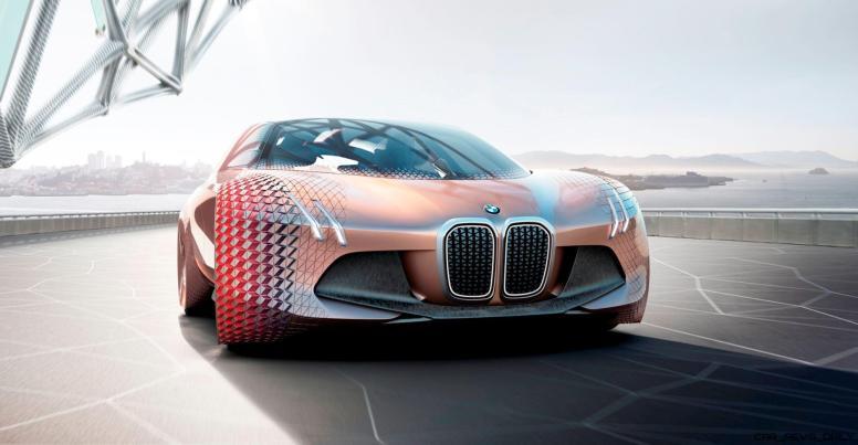 2016 BMW Vision Next 100 Concept 1