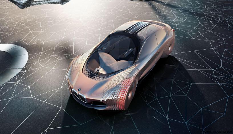 2016 BMW Vision Next 100 Concept 6
