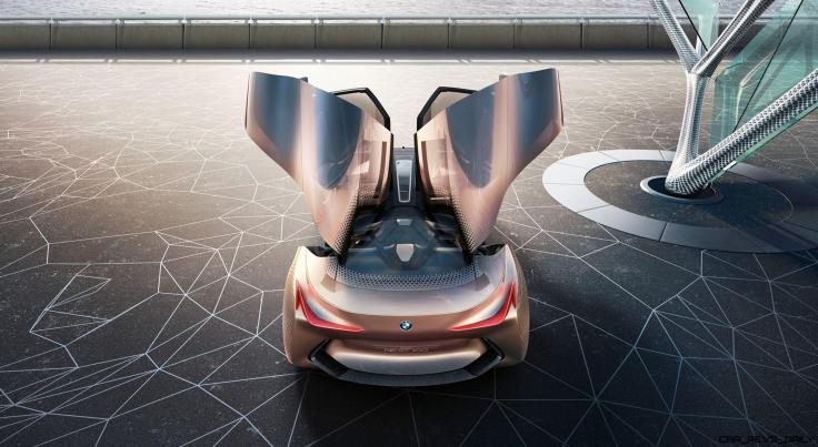 2016 BMW Vision Next 100 Concept 8