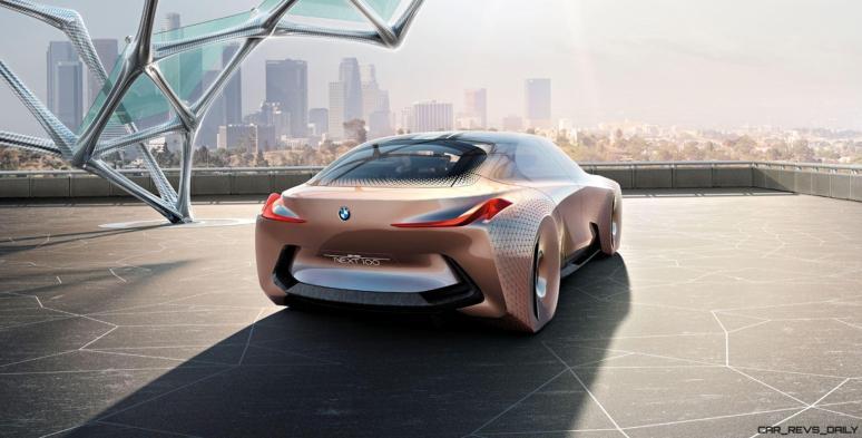 2016 BMW Vision Next 100 Concept 9
