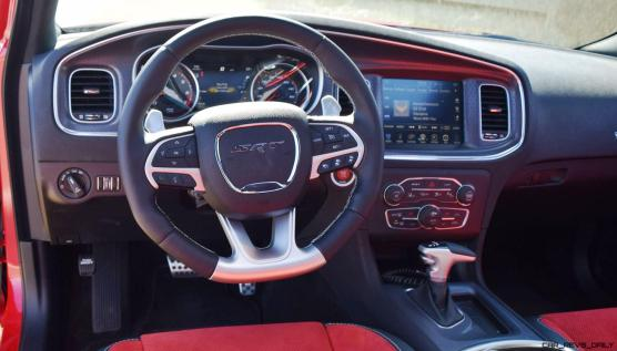 2016 Dodge Charger SRT392 Interior 15