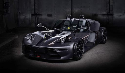 2016 KTM X-Bow GT Black Carbon 4