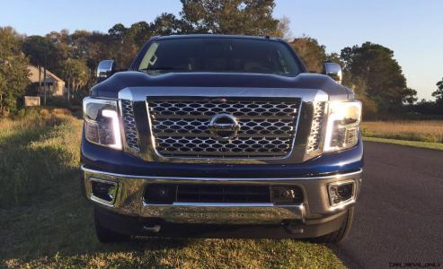 2016 Nissan TITAN XD Review 3