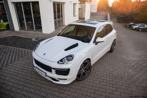 2016 TechArt Porsche Cayenne 28