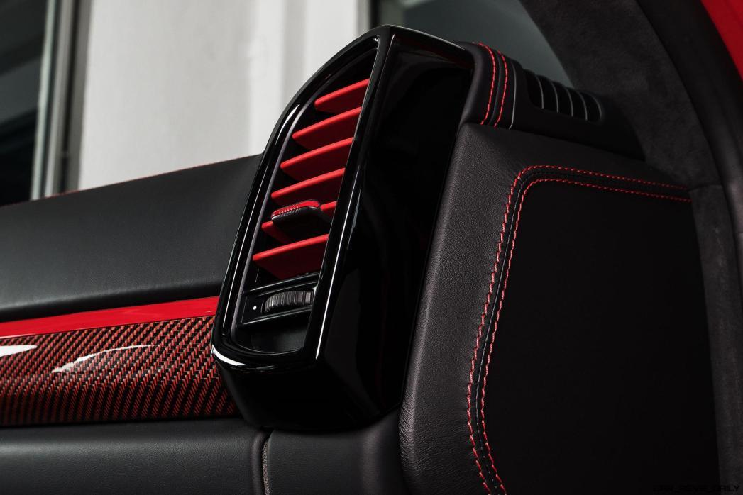 2016 TechArt Porsche Cayenne 42