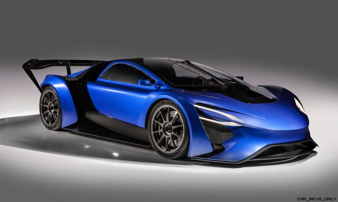 2016 TechRules AT96 TREV Supercar Concept 10